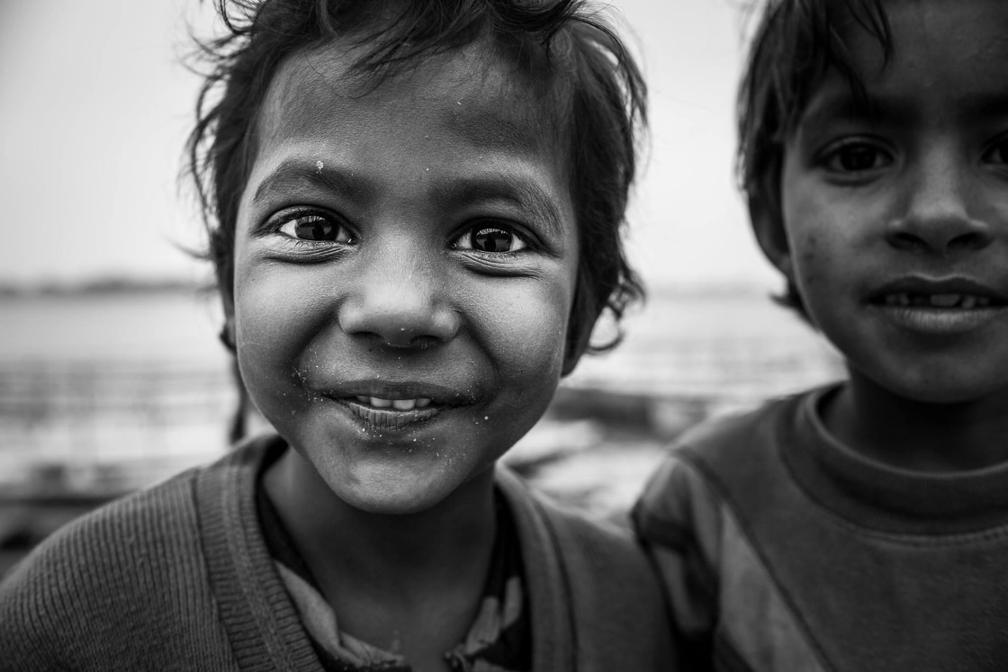 kids photography in varanasi