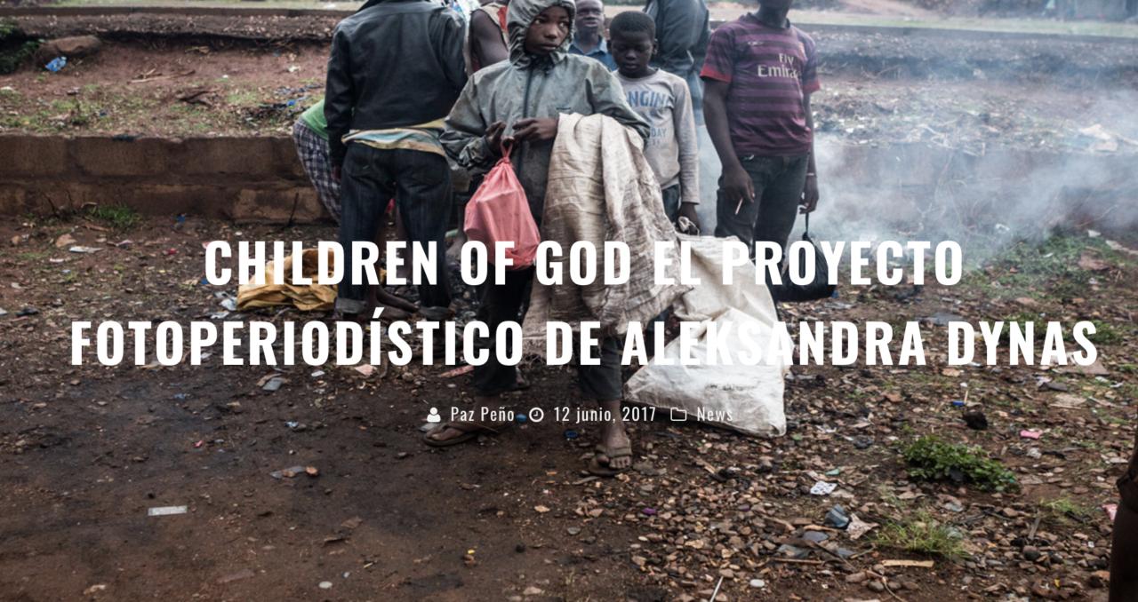 children of God aleksandra dynas