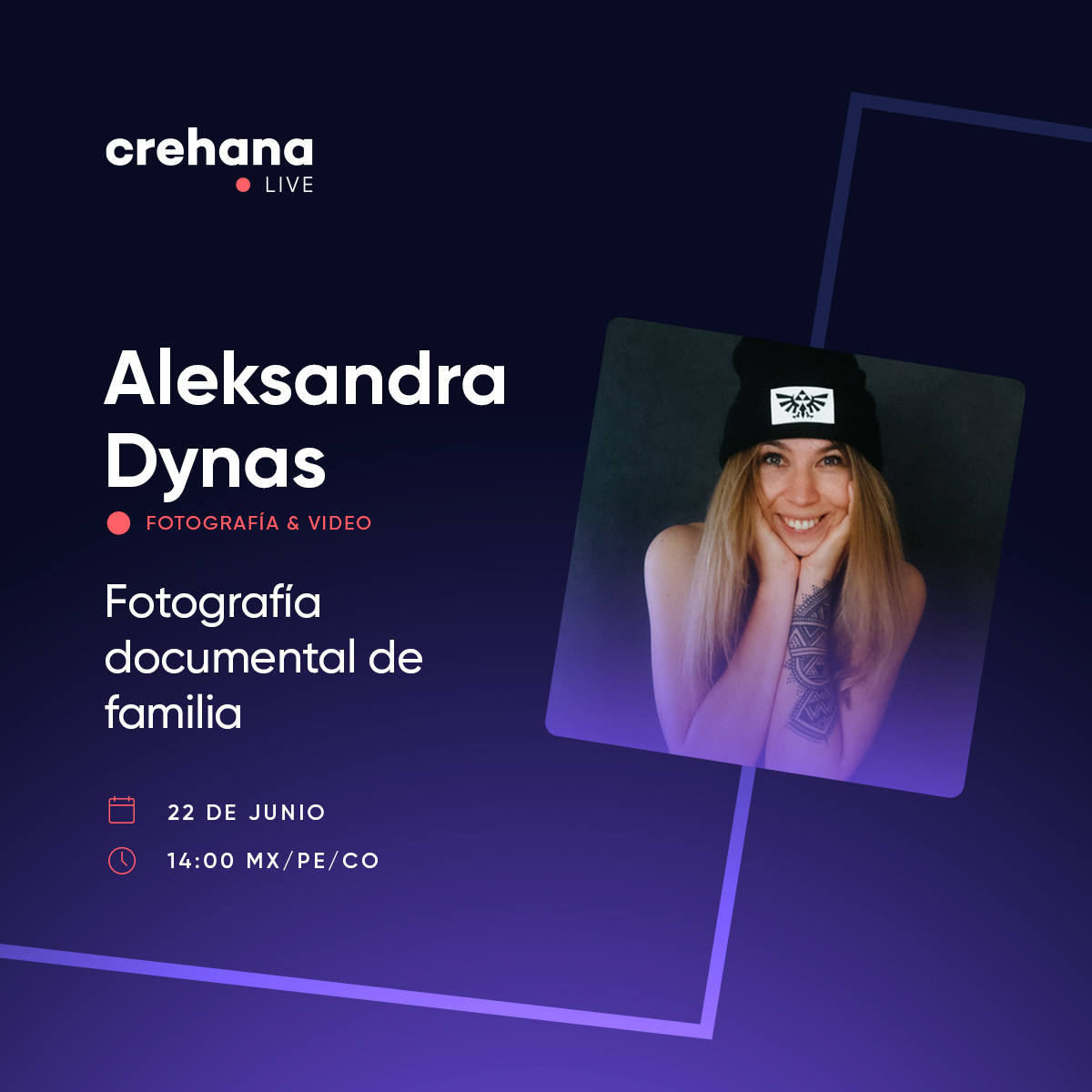 crehana live