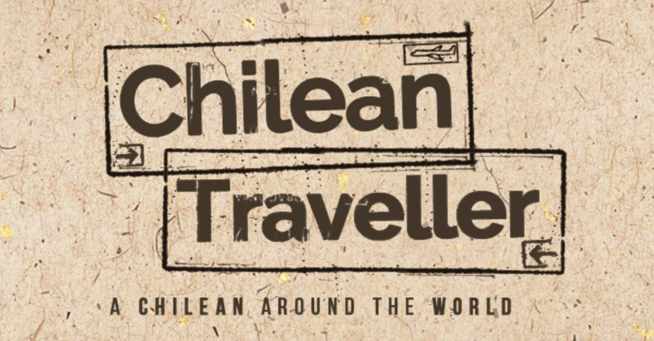 chilean traveller entrevista