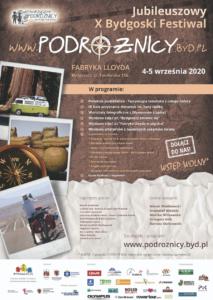 festiwal podróżnicy bydgoszcz