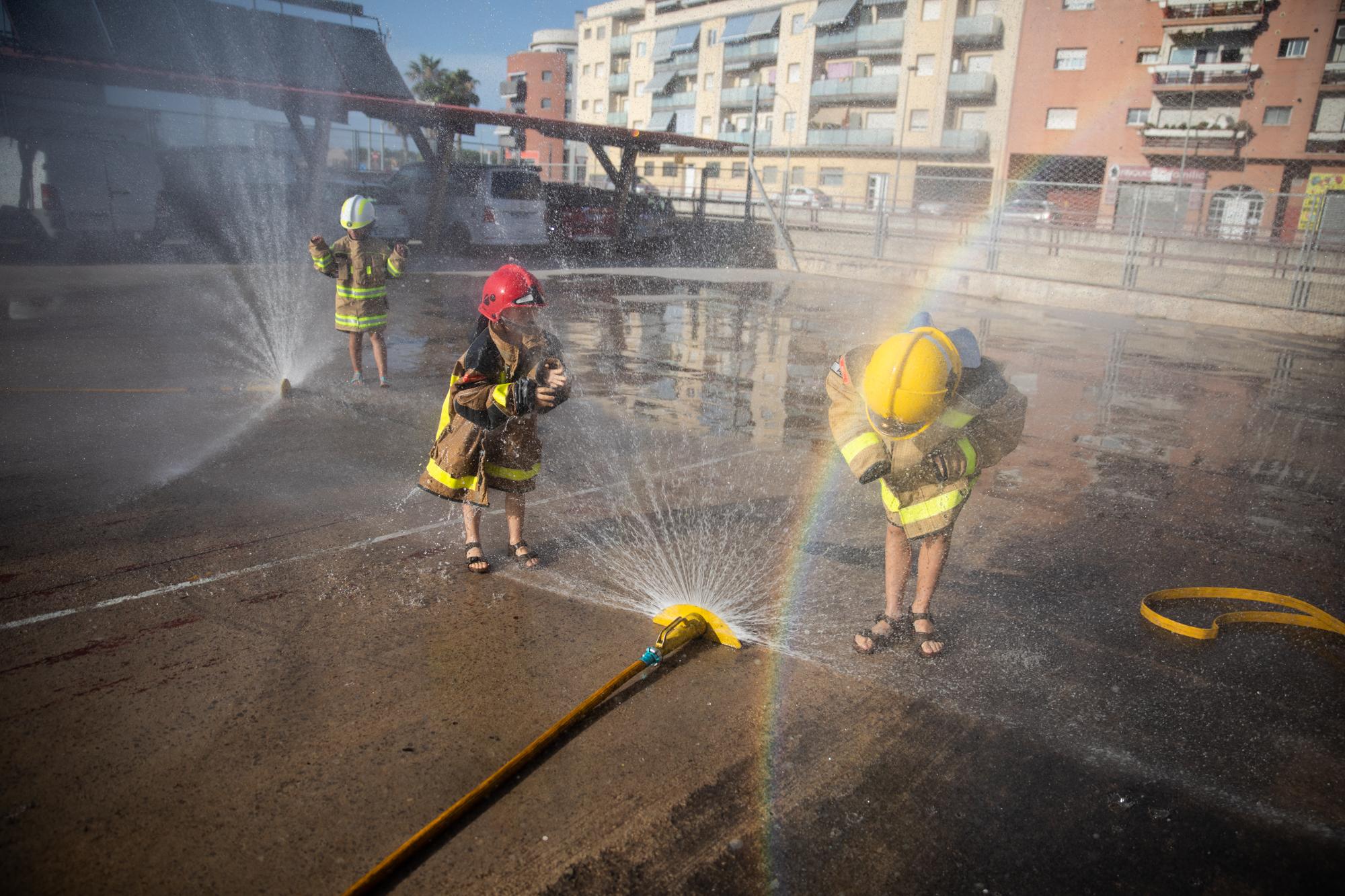 bombers amb causa